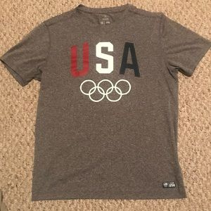 Team Apparel 'USA' Dri-Fit T-shirt - Men's Small